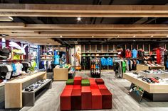 Puma store by Plajer Franz Studio London 13