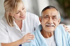 A Touch of Compassion: Massage Therapy and Alzheimer's Disease — American Massage Therapy Association