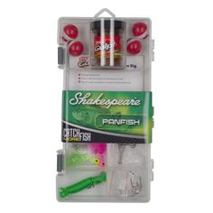 Shakespeare Catch More Fish Panfish Tackle Box Kit Shakespeare http://www.amazon.com/dp/B00AN0SXHO/ref=cm_sw_r_pi_dp_8o6vvb01HA9X5