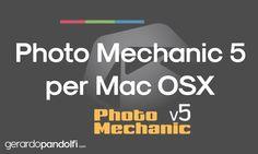 Photo Mechanic 5 è un software professionale che permette di visualizzare e gestire in modo veramente rapido e intuitivo le immagine scattate.