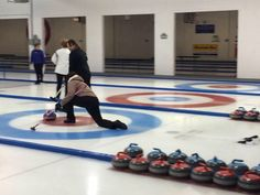 Davis Chev sponsored the women's curling bonspiel in late feb 2014- sweep!