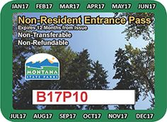 Montana State Parks :: Park Fees