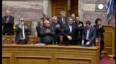 El Parlamento griego da luz verde a las reformas de Syriza
