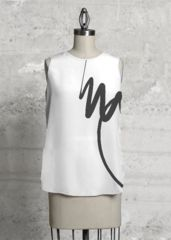 mio sleeveless top: What a beautiful product!