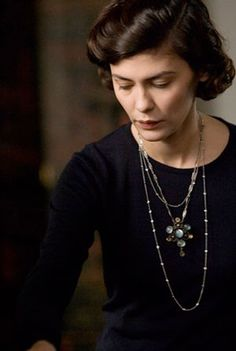 Audrey Tautou in 'Coco Before Chanel', 2009.