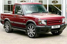 Land Rover Discovery 1, Discovery 2, Old Trucks, Pickup Trucks, Cars Land, Range Rover Evoque, Land Rovers, Car In The World, Custom Trucks