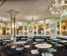 Best Disney Restaurants | Plaza Restaurant, Magic Kingdom