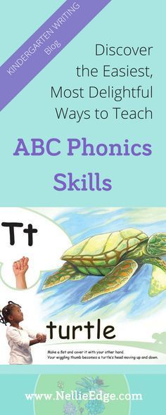 Discover the Easiest, Most Delightful Ways to Teach ABC Phonics Skills: Learn fingerspelling with FREE ASL videos and dramatically accelerate ABC/Phonics skills! Discover the fastest, most delightful way to build the reading brain. Free resources include step-by-step YouTube video tutorials and family reference chart. Learn more at http://nellieedge.com/abc-phonics-sing-sign-read/   Free Printables + Activities   Nellie Edge