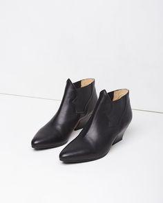 ACNE STUDIOS | Alma Ankle Boot | Shop at La Garçonne
