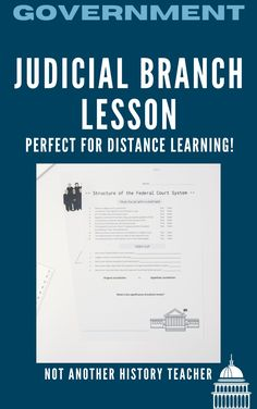 Accelerate and engage your government students' with the Federal Courts Lesson! This product contains PowerPoint with video links, activities such as true or false, video questions, handout to take notes,and an investigation assignment. This is a full 55-minute lesson on the US Federal Courts. This lesson is sure to engage them in the content and make them critically analyze the Judicial Branch.