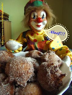 Kein Karneval ohne Quarkbällchen - ALAAF