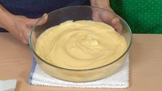 Crema Pastelera la Autentica Ideal para Rellenar Postres