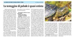 La fauna del parco fluviale articolo di Adriana Robba (La Guida 5 giugno 2015)