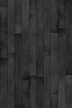 Charred Cedar Wallpaper by Flavor Paper Dark Wood Wallpaper, Rustic Wallpaper, Interior Wallpaper, Black And White Wallpaper, Wallpaper Panels, Pastel Wallpaper, Cool Wallpaper, Wallpaper Backgrounds, Wallpapers