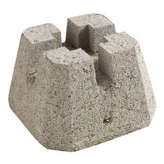 Shop Decor   4-Way Patio Dekblock at Lowe's Canada. Find our selection of block at the lowest price guaranteed with price match + 10% off.