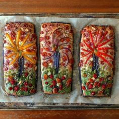 This Home Baker's Gorgeous Rye Bread Could Start A Revolution - ImPane Bread Art, Rye Bread, Fall Recipes, Whole Food Recipes, Protein Bread, Low Carb Appetizers, Bread And Pastries, Artisan Bread, Healthy Breakfast Recipes