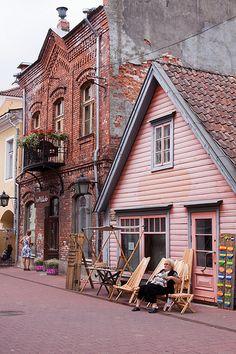 Tallinn  ♡ #VisitEstonia #ColourfulEstonia