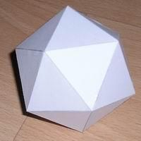 paper models of polyhedrons