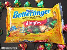 butterfinger jingles #holidaycandy #cbias #shop