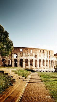 Colesseum, Italy