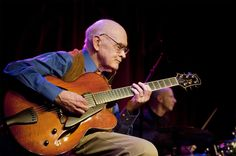 """Taylor Ho Bynum remembers the jazz guitarist Jim Hall: """"His guitar playing proved that an instrument's role could be as improvisatory as the music itself, fluidly shifting definition to meet the creative demands of the moment."""""""