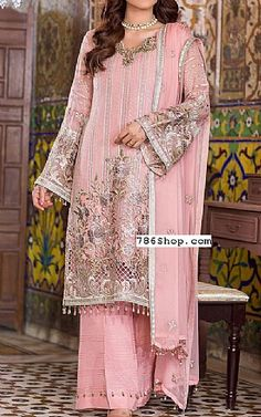 Chiffon Shirt, Chiffon Fabric, Chiffon Dress, Indian Suits, Indian Wear, Fashion Pants, Fashion Dresses, Suits Online Shopping, Add Sleeves