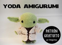 Free amigurumi pattern star wars yoda the best baby yoda patterns for makers who crochet! dolls booties hats ornaments amigurumi and Crochet Amigurumi Free Patterns, Crochet Dolls, Crochet Baby, Free Crochet, Ravelry Crochet, Crochet Beanie, Knitting Patterns, Crochet Edgings, Knit Hats