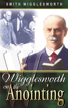 """Smith Wigglesworth unfolds the secret of God's anointing that brings healing to body, soul, and spirit. Discover the joys of experiencing...  - The gifts of the Spirit - Success in witnessing to others - An increasing knowledge of God's will - Authority over evil spirits - His healing power  As you live in His anointing, your spiritual life will become more fruitful as you are given the ability to do """"greater works"""" for God's glory. Happy Reading, Spiritual Life, Spiritual Warfare, Great Words, Words Of Encouragement, Nonfiction Books, Free Books, Books To Read, Author"""