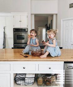 Littles in the Kitchen