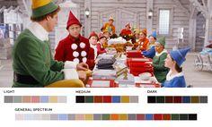 Christmas WeekElf, 2003Cinematography:Greg Gardiner