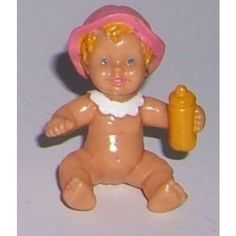 Baby Girl Sitting by Bullyland 1980s Vintage Listing in the Other,Action Figures,Toys & Hobbies Category on eBid United States   144986132