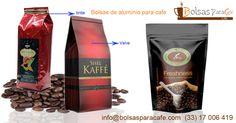 Las #bolsas #de #aluminio #para #cafe ha sido #manufacturada con los mejores materiales del mercado además de ser manufacturada con la mejor combinación de materiales para así asegurar la plena conservación de su #café, manteniendo todas las propiedades de #sabor, #aroma, etc. http://www.bolsasparacafe.com/bolsas-de-aluminio-para-cafe/