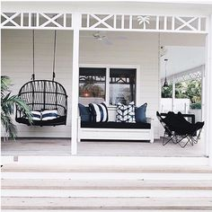 Pergola Attached To House Outdoor Rooms, Outdoor Living, Outdoor Furniture, Home Design, Interior Design, Diy Design, Modern Design, The Ranch, Style At Home
