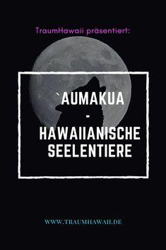 Tiere spielen eine große Rolle als spirituelle Führer oder Wegweiser in der hawaiianischen Tradition und sind Teil einer Kultur, die sowohl das Sichtbare als auch das Unsichtbare honoriert. Sie werden Aumakua genannt. Im traditionellen/alten Hawaii verschmolz der spirituelle Weg mit den belebten und unbelebten Wesen, wie Tiere, Steine, Bäume, das Meer, der Mond, die Sonne usw. Tiere galten als Boten, die Orientierung auf dem Weg und im Alltag gaben. #seelentiere #traumhawaii #aumakua Beste Hotels, Big Island Hawaii, Kauai Hawaii, Travel Agency, Beautiful Islands, Good To Know, Have Fun, Nature, Spirituality