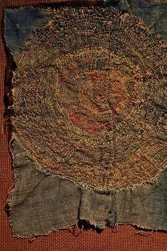 Junko Oki Soul, 2015 embroidery