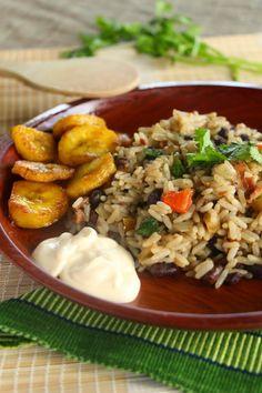 Gallo Pinto (plato típico costarricence)