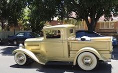 1932 Ford How much work did this one do? Please do not Kick the White Walls.