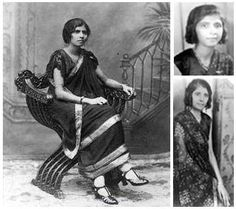 via Archive150 - c. 1900-20s: Miss Fatima Jinnah - The Mother of Nation #Pakistan