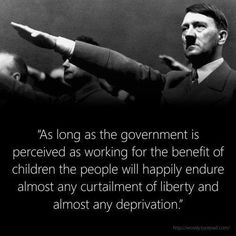 Sadly true ... as history has proven & it seems is proving again ....