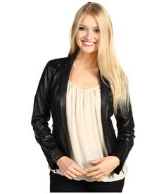 BB Dakota Chuck Leather Jacket