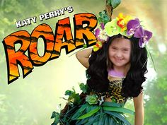 Unleash your inner beast by casting yourself as Ruler of the Jungle in Katy Perry's wildest music video ever!