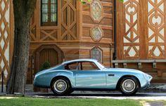 1963 Aston Martin DB4 GT Zagato
