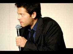 misha collins asylum 5 - YouTube