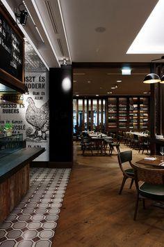 Kempinski Hotel Corvinus Budapest  MKV Design