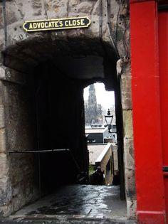 Edinburgh - Intens & Rebels Reisblog