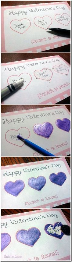 These are 20 really cute Valentines day ideas.       Clothespin Message    Pop Rocks Valentine Gift    Lots of Eyes    Sweet Mice Craft    12 Pre-Planned Date Nights for you and your ... Valentines Craft DIY Ideas