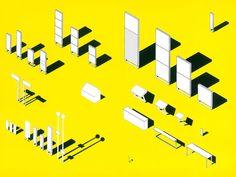 Ville de Lyon - France - 1999-2003 - Mobilier Urbain & Signalétique Design : Ruedi Baur Environmental Graphics, Environmental Design, Signage Design, Layout Design, Design Design, Design Poster, Graphic Design, Wayfinding Signs, Sign System
