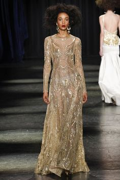 Naeem Khan | Fall 2016 Ready-to-Wear Collection | Vogue Runway