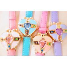 """今月発売されたスイマーの大人気商品""""魔法のコンパクト""""が可愛すぎる!毎日付けたい魔法の腕時計はアクセサリー代わりにも◎ お気に入りの1つになること間違いなし!"""