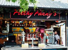 Filthy Fanny's Summer Holiday